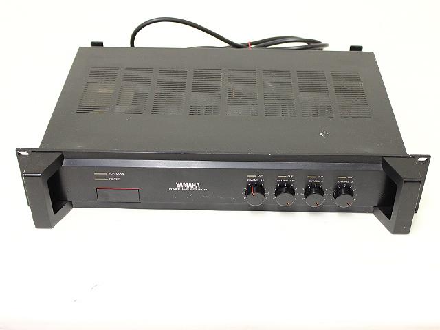 YAMAHA P2040 2ch/4ch パワーアンプ