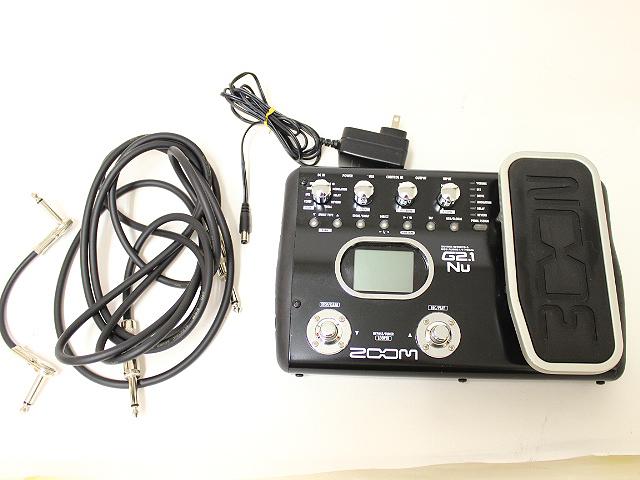 Zoom マルチエフェクター G2.1Nu 買取